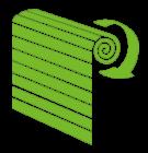 avvolgibili certificati in pvc e alluminio